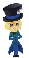 Prizeart: Jervis Tetch by SnowFright