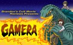 Brandon's Cult Movie Reviews: Gamera 1965 by Enshohma
