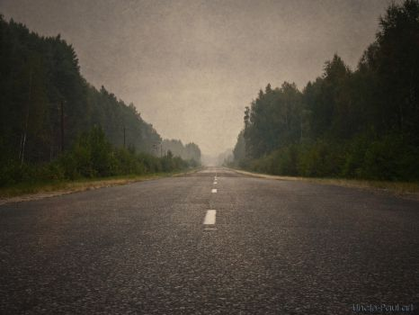 Road to nowhere by Uncle-Paul