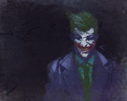 Why so serious? by NGArt