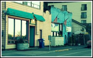 Puget Sound Life by catty01