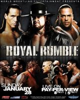 WWE Royal Rumble 2007 by alldawson