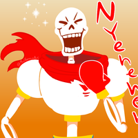 The Great Papyrus! by Mad-Hattress-Ari