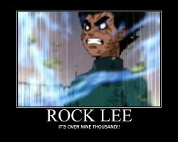 Rock Lee by iceman-3567