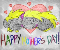 Happy Mother's Day! by TheSharkGuy