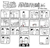 Joes Adventures 6 by LazyMuFFin