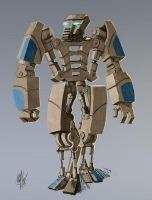 Multi-Utility Robot by SymbioticFusion