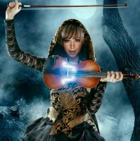 Lindsey Violin light by theShadowGrove