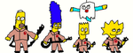 The Simpsons as Ghostbusters by Simpsonsfanatic33