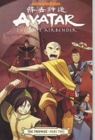 avatar the last airbender: promise part 2 Cover by rocky-road123