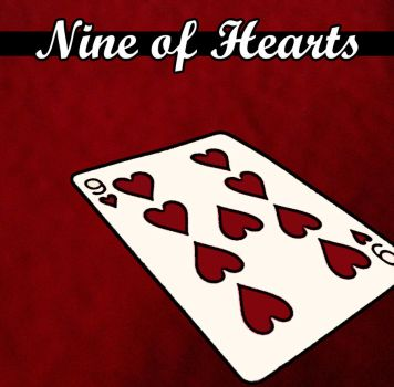 Nine of Hearts album cover by TheLotusClown