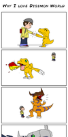 Why I Love Digimon World by TheDannyMan