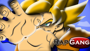 Goku is Pissed 2 by Rapgang
