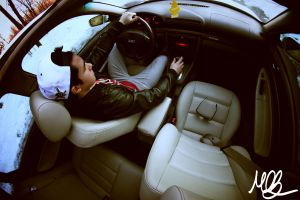 Audi A4 by Mobster9