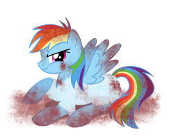 Rainbow Factory - RainbowDash by xXKikaru-ChanXx