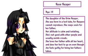 Rose Reaper Bio by Krooked-Glasses