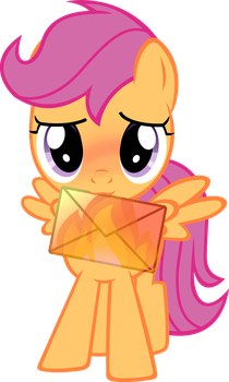 Scootaloo has a crush on you!2 by PureZparity