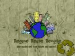 Ecological wallpaper by ViPe-C