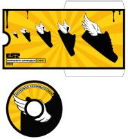 Shoe CD Cover by xshoex