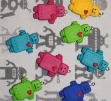Robot Party :D by Marietjee