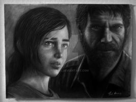 The Last Of Us by Polonx