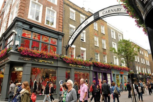 Carnaby Street 1 by wildplaces