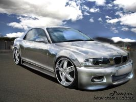 bmw chrome edition by mateus12345