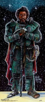 Saw Gerrera ( Rogue One ) by Phraggle