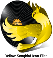 Songbird Icon Files, 1.1 by Talyma