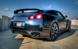 Nissan GT-R HDR by Spyder10984