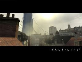 Half-Life 2 Wallpaper 1 by darkfury