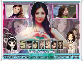 For my Seohyun baby by chrisjhon088