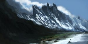 Snow_Mountains by rlanghi