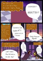Step Brother Issue 1 Page 1 On Thin Ice by StagetechyArt