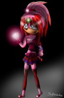 Kathy the echidna- power by Kathy-the-echidna