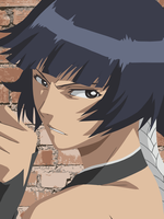 Soi Fon vectors by Dread75