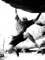 Bouldering by jndphotography