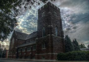 Old Strathcona Church 4828 by schon
