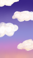 CLOUDS by amy23000