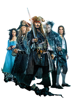 Pirates of the Caribbean 5 Chaparter png by mintmovi3