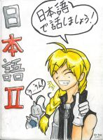 Learn Japanese the FMA Way by rose-star