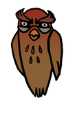 Owl animation by kittyninjafish