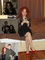 The Evening before - River Song cosplay by Winxhelina