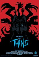 The Thing by gynemeth78
