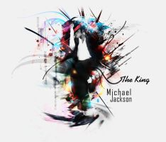 Mj the king by gfxstar