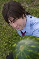 In the Garden of NERV by leonhartcosplay