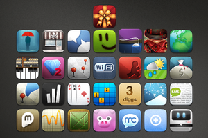 Suave icon Pack by A4style