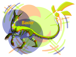 MTT Draw to Adopt Tryout #62 : Baxter by RedtheGamr