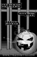 Hallowhaus Issue 1 - Page 1 by thezombified