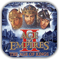 Age of Empires II Game Icon by Wolfangraul